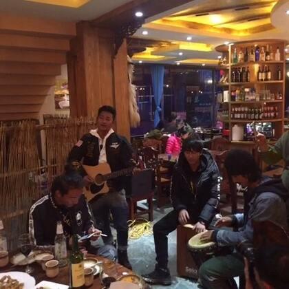 摩梭小伙的阿夏情歌#随手美拍##泸沽湖#