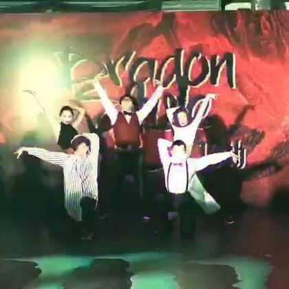 Dadisco showcase in Dragon Style 10th~#dadisco##舞蹈##waacking#