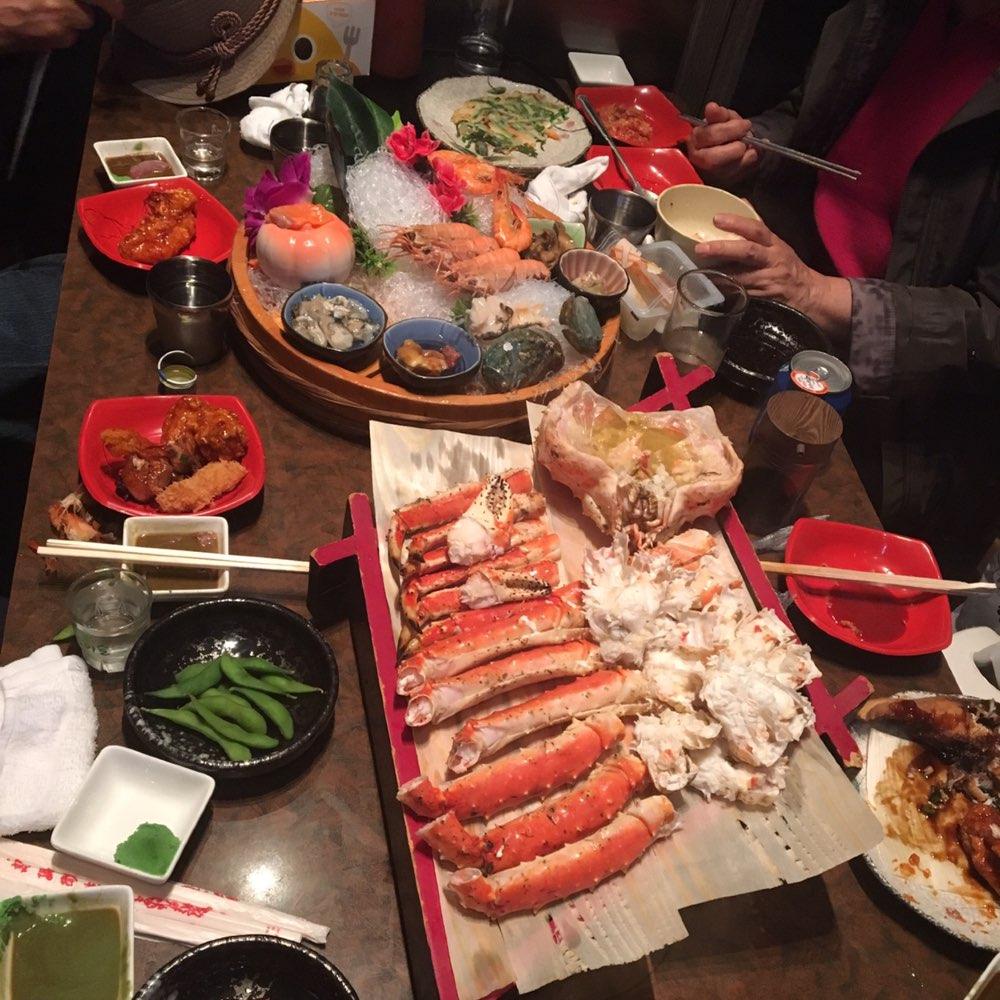 济州岛帝王蟹
