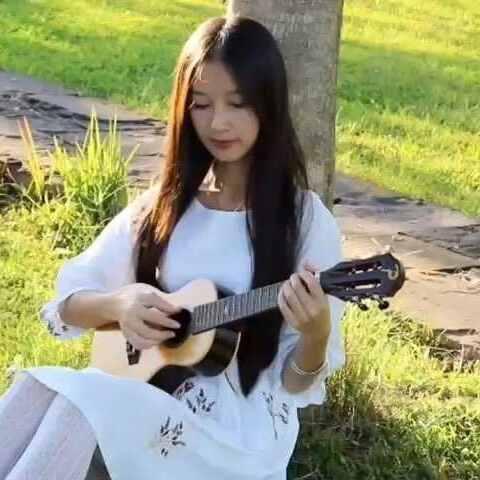 再见吧喵小姐 尤克里里ukulele弹唱 教程和曲谱在新浪 音乐视频 海棠妹