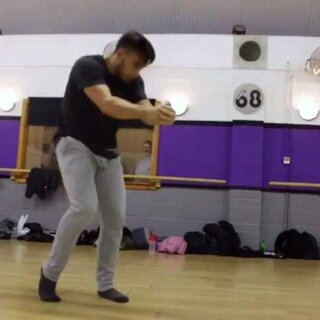 Dylan Mayoral Choreography | MØ - Don't Wanna Dance (Phazz Edition) - STUDIO 68 LONDON | #DylanMayoralChoreography##舞蹈#