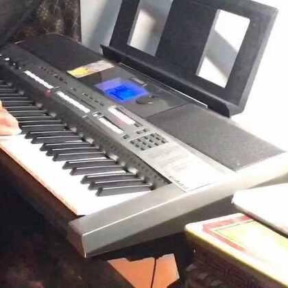#献给爱丽丝钢琴曲##电子琴#