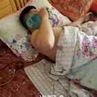 睡蒙啦 哈哈 #恶作剧##陈俞安的整人日记##我要上热门#