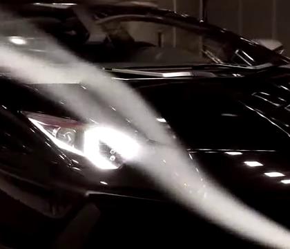 造豪车真严谨|还需空气动力学试验.😃😃😃