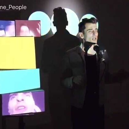 Mike Tompkins分饰N角纯人声beatbox 翻唱 Drake - Fake love