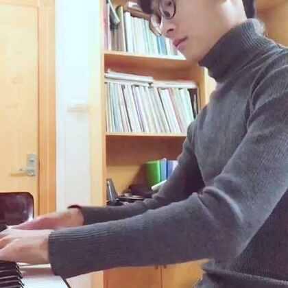 漂洋过海来看你 钢琴 即兴 C.h