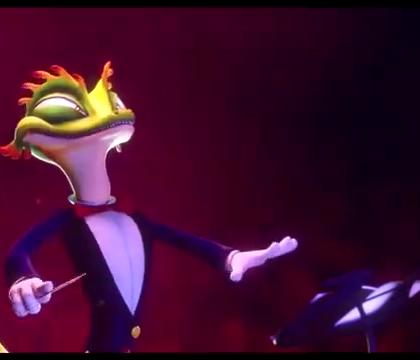 经典动画短片-别惹苍蝇.😃😃😃
