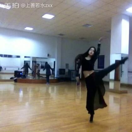 潇潇原创肚皮舞《痒》 片段#舞蹈#