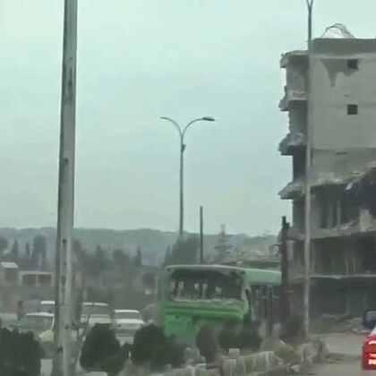 挺进阿勒颇