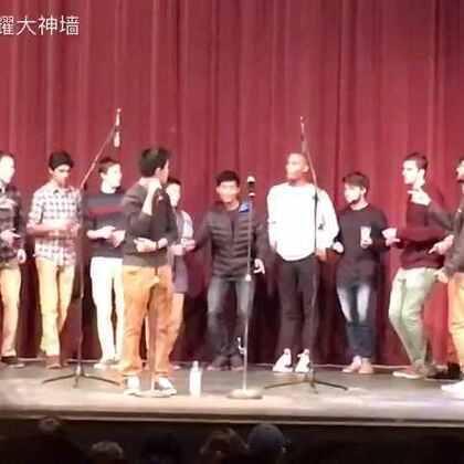 【不定期更新的日常】圣诞节快乐,一群高中生们表演圣诞曲目,现场特别嗨!顺便说一下,墙er生日就在圣诞节哦!#圣诞节##圣诞节快乐##送给圣诞节的歌#
