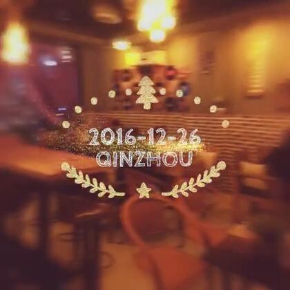 昨日美美的圣诞夜,happy❤🎀#随手美拍##冬至快乐##圣诞快乐##开心一刻#