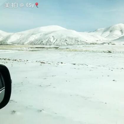#下雪啦❄❄#
