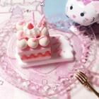 #手工##我要上热门#草莓棉花方糖糕💫原创 模仿艾特🌟