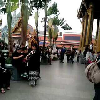 #泰国之旅#曼谷,大皇宫,玉佛寺