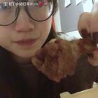 昨天晚上吃的炸鸡汽水……#吃秀##英国留学##英国美食##炸鸡#