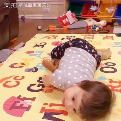 今天开始上蒙特梭利学校啦,妈妈一个人带有点力不从心哎😳 ,睡完午觉就接回家了,希望能尽快适应吧 #十四个月十六天##宝宝#混血宝宝##萌宝宝##混血儿#