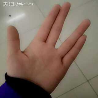 #奇葩手指大赛#