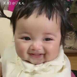 #萌宝宝##宝宝秀#😘😘cute