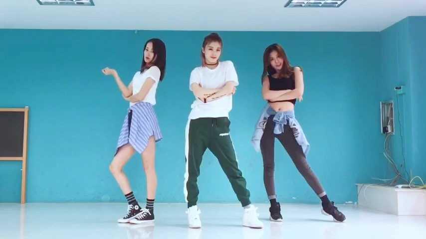 ✨Mr Mr-少女时代✨#舞蹈#小分...