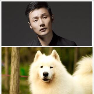 前几天有网友评论说阿布长得像李荣浩,我特意百度了下,你们觉得呢?😂感觉阿布👀还大些啊😂#最美小眼睛##单眼皮的小眼睛##小眼睛#