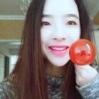 #挑战灯泡糖#参加@吴昊姐姐 的话题 嘴都被我磕出血了,这会是真实的作死。