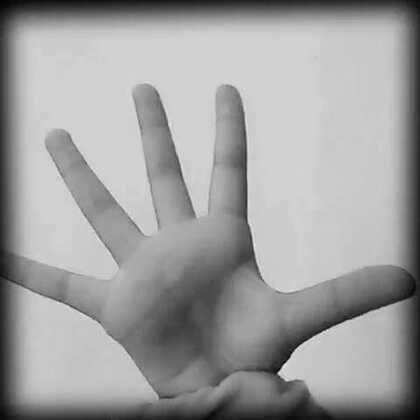 #奇葩手指大赛#😊😊
