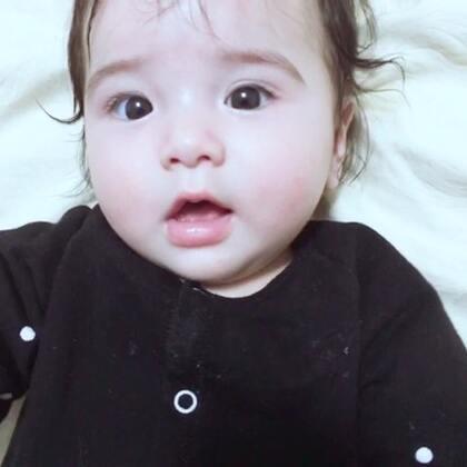 #宝宝#五个月半
