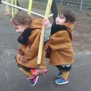 #pallas&themis##最萌双胞胎##p&t街拍#