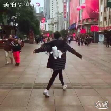 封面就是这么酷炫💩#渲酱小日常##日常#上海Day2