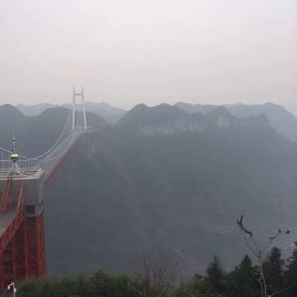 矮寨特大悬索桥