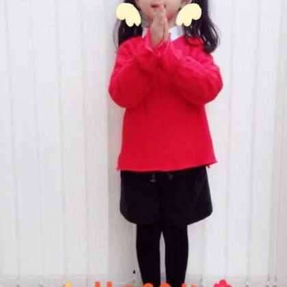 小P祝大家新年快乐,大吉大利😘😘😘#宝宝激萌拜年#