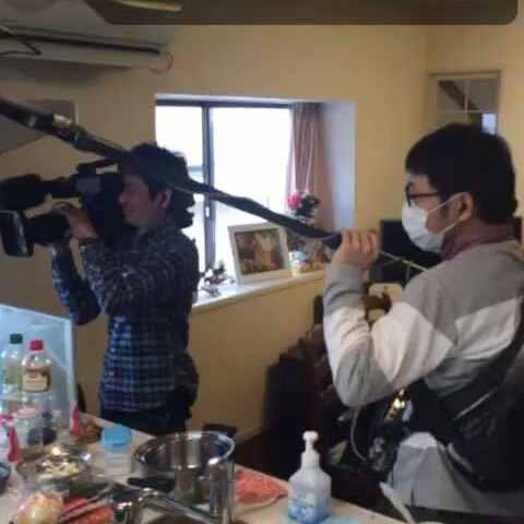 用英语学习做日本视频(上)(NHK电视台还来了!港寿司上夺冠