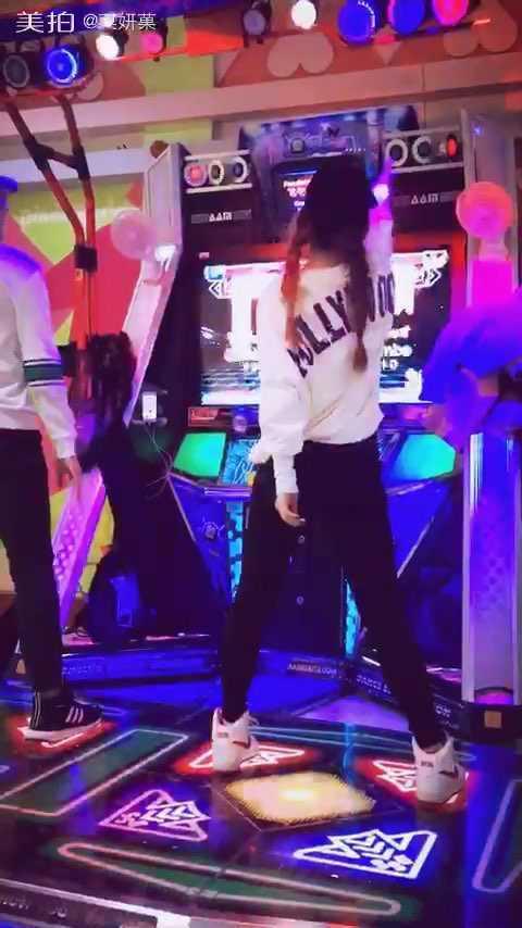 #舞蹈##e舞成名##跳舞机#用力过猛的✨#boombayah#✨此视频为错误示范!我意识到了