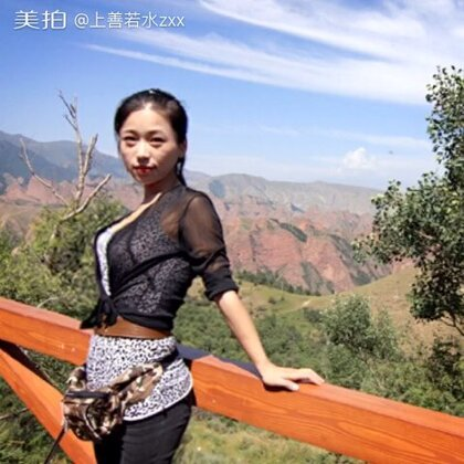 #照片电影# 诗和远方系列(青海坎布拉 潇潇)#随手美拍#