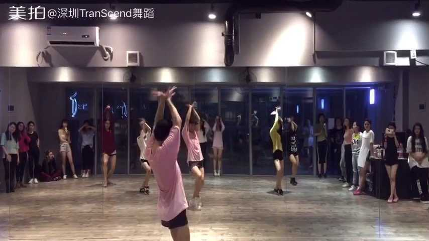 分享 深圳TranScend舞蹈 的美拍