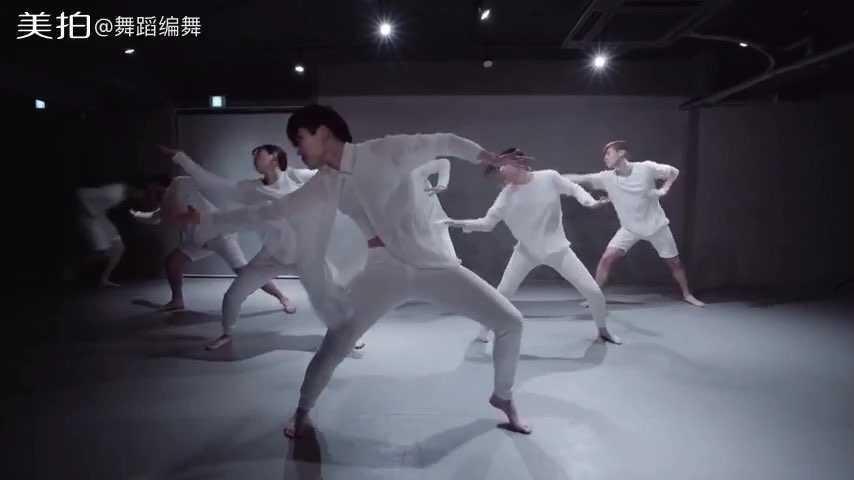 分享 舞蹈编舞 的美拍
