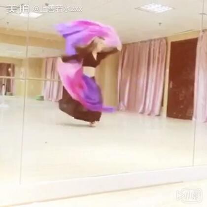 #舞蹈# 肚皮舞成品舞:初级纱舞+初级鼓舞(常州舞S 陈雅欣老师)#肚皮舞##舞S东方舞#