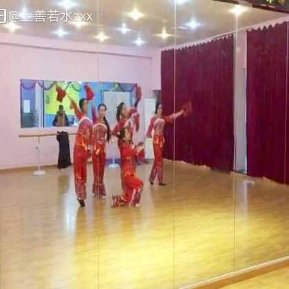 #舞蹈# 秧歌舞:大姑娘美(常州舞S) 超级红火喜庆,适合节庆表演。#东北秧歌#