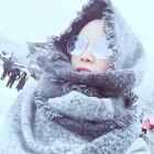 #日常#❄️今天就看看雪吧!到处都是白茫茫的!❄️#逛拍##下雪了##日本食玩#