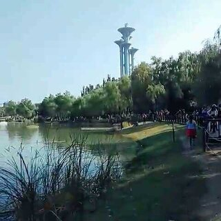 北京奥森公园图片