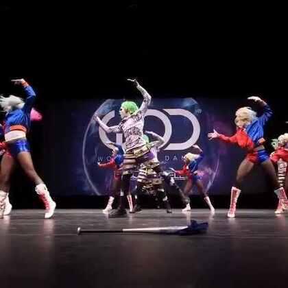 Suicide Squad Dance #舞蹈#