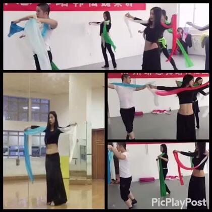 #舞蹈#韩松巍老师集训:青蛇#东方舞#