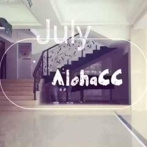 【AlohaCChen美拍】吴亦凡-《JULY》 🔥凡亲们在哪里...