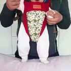 4个月的小沐沐也来跳一次seve。哈哈 #seve鬼步舞##宝宝##家有萌宝宝#