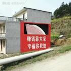 农村墙还可以这样玩#逗拍#