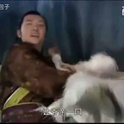 #配音秀##四川版#来,让爷亲一口!—兰陵王(电视剧)