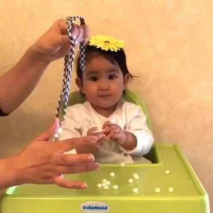 小魔术-小环的穿越。亮眼睛👀#宝宝##萌宝宝#