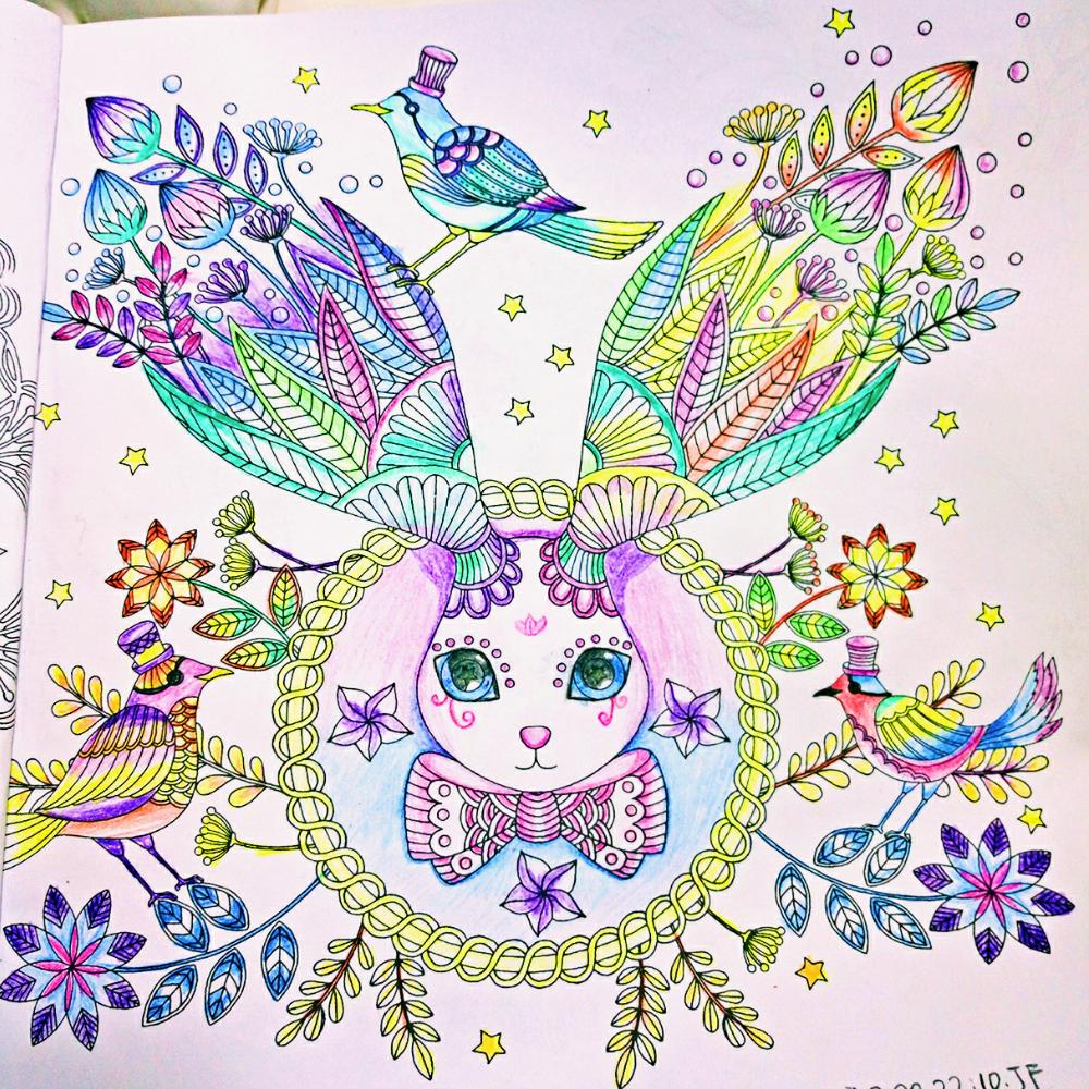 画女孩# #手绘彩铅画# 7 1  转发      分享