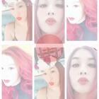 我黑头发已经40多年啦,现在我好喜欢我的红发,希望红色能带给我更多好运!新的一年,希望可以红红火火!🔥🔥🔥