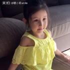 在看动画片☺#宝宝##糖小希#